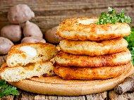 Рецепта Лангош - хрупкави унгарски мекици с мая